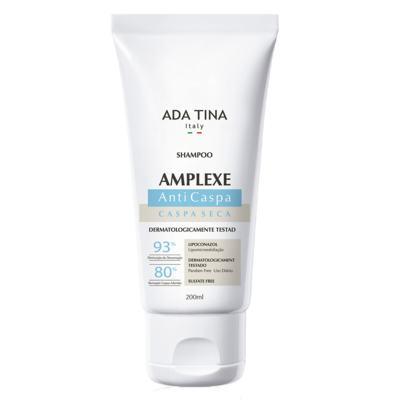 Amplexe Caspa Seca Ada Tina - Shampoo Anticaspa - 200ml