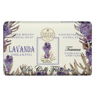Imagem 1 do produto Dei Colli Fiorentini Lavanda Nesti Dante - Sabonete Floral em Barra - 250g