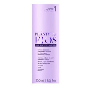 Cadiveu Plástica dos Fios Shampoo Pós Selagem  - Shampoo Hidratante - 250ml