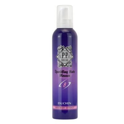 Nppe Sparkling Hair - Mousse Modeladora - 300ml