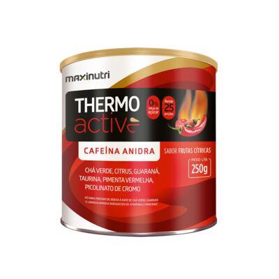 Thermo Active 250g Frutas Citricas - Maxinutri