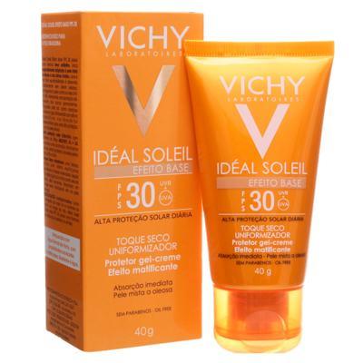 Imagem 3 do produto Idéal Soleil FPS 30 Efeito Base Vichy -  Protetor Solar - 40g