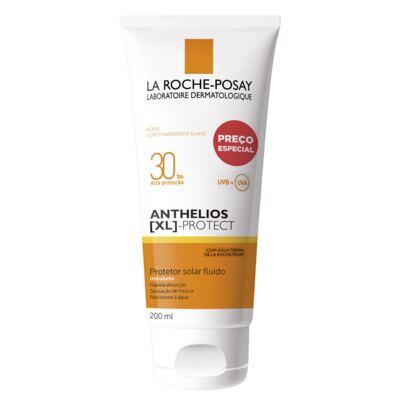 Imagem 1 do produto Anthelios XL FPS 30 La Roche Posay - Protetor Solar Fluído - 200ml