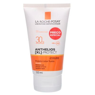 Imagem 1 do produto Anthelios XL FPS 30La Roche-Posay- Protetor Solar Fluído - 120ml