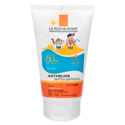 Imagem 1 do produto Anthelios Dermo-Pediatrics FPS 60 La Roche-Posay - Protetor Solar Infantil - 120ml