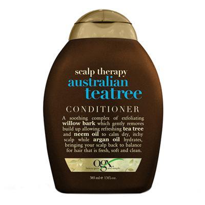 Imagem 1 do produto Organix Australian Tea Tree Conditioner - Condicionador Hidratante - 385ml