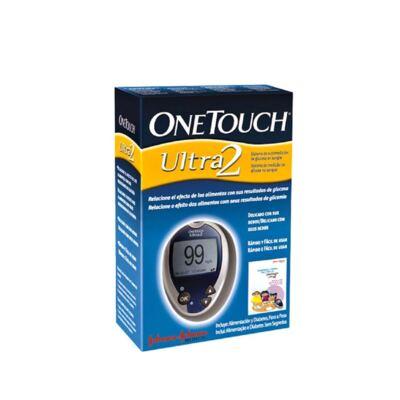 Imagem 3 do produto Kit Medidor de Glicose One Touch Ultra 2
