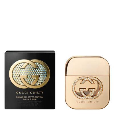 Imagem 2 do produto Gucci Guilty Diamond Limited Edition Gucci - Perfume Feminino - Eau de Toilette - 50ml