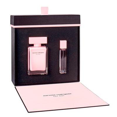 Narciso Rodriguez For Her Narciso Rodriguez - Feminino - Eau de Parfum - Perfume + Miniatura - Kit