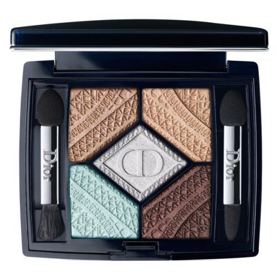 5 Couleurs Skyline Dior - Paletas de Sombras - 506 - Parisian Sky