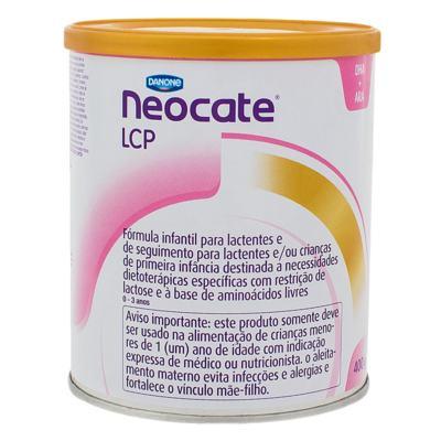 Imagem 1 do produto Neocate LCP Fórmula Infantil em Pó 400g