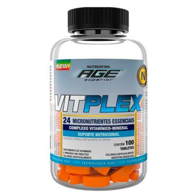Vitplex Age Nutrilatina - Suplemento - 100 Cáps