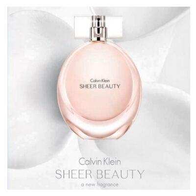 Imagem 2 do produto Calvin Klein Sheer Beauty Calvin Klein - Perfume Feminino - Eau de Toilette - 30ml