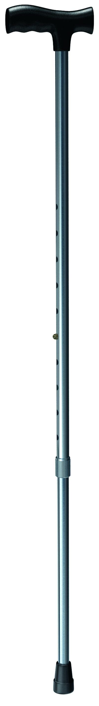 Imagem 2 do produto BENGALA TIPO T DOBRAVEL PRATA REF BC1530 MERCUR