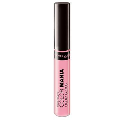 Imagem 1 do produto Color Mania Liquid Gloss Maybelline - Gloss - 255 - Pink Punch