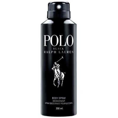 Imagem 1 do produto Polo Black Ralph Lauren - Body Spray - 200ml