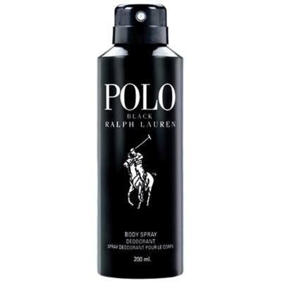 Imagem 1 do produto Polo Black Ralph Lauren - Body Spray - 200ml