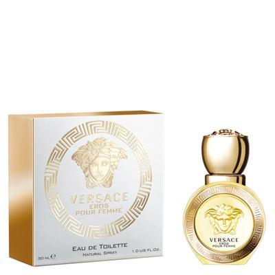 Imagem 3 do produto Versace Eros Pour Femme Versace - Perfume Feminino - Eau de Toilette - 30ml