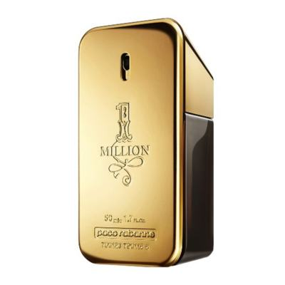 Imagem 2 do produto 1 Million Paco Rabanne - Masculino - Eau de Toilette - Perfume + Miniatura - Kit
