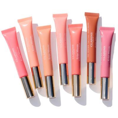 Imagem 3 do produto Volumizador Labial Clarins Eclat Minute Embellisseur Lèvres - 01 - Reflet Rose
