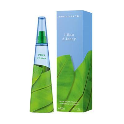 L'eau d'Issey Summer Issey Miyake - Perfume Feminino - Eau de Toilette - 100ml