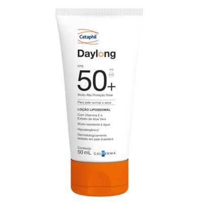 Cetaphil Daylong FPS50+ Loção Lipossomal - Protetor Solar - 50ml