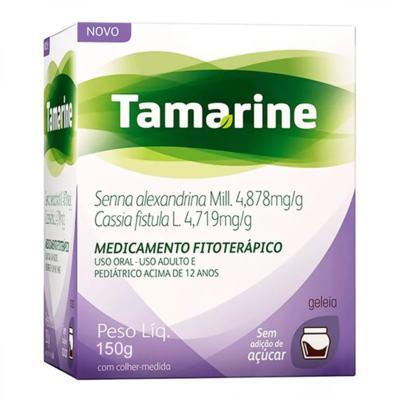 Imagem 1 do produto Tamarine Geleia Zero Açúcar com 150g
