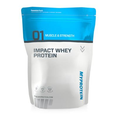 Impact Whey Protein 1Kg - MyProtein - Impact Whey Protein 1Kg - MyProtein - Pineapple
