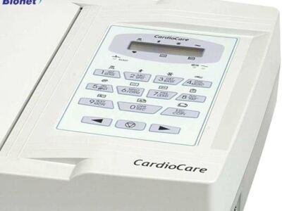 Imagem 2 do produto Eletrocardiógrafo CardioCare 2000 Bionet