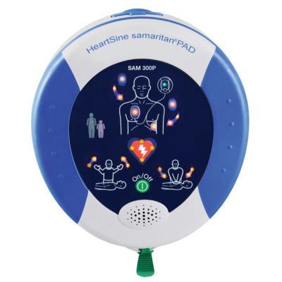 Imagem 3 do produto Desfibrilador DEA Samaritan PAD 350P HeartSine