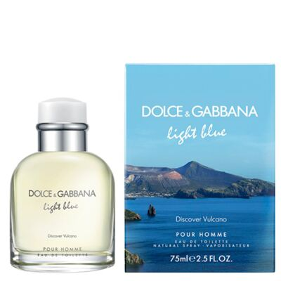 Imagem 2 do produto Light Blue Discover Vulcano Dolce & Gabbana - Perfume Masculino - Eau de Toilette - 75ml