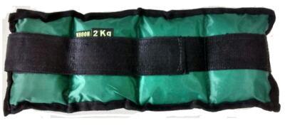 Imagem 1 do produto CANELEIRA GINASTICA 2KG HOORN PAR