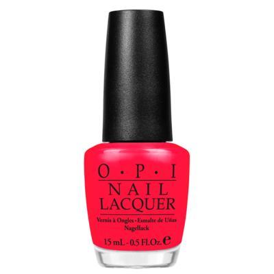 Imagem 2 do produto O.P.I Nail Lacquer O.P.I - Esmalte - Red Lights Ahead...Where?