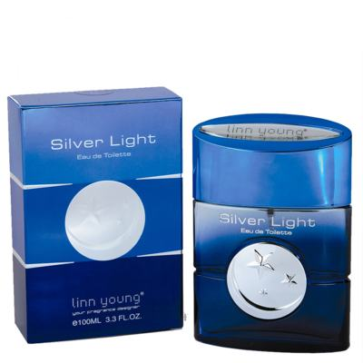 Imagem 2 do produto Silver Light Man Linn Young - Perfume Masculino - Eau de Toilette - 100ml