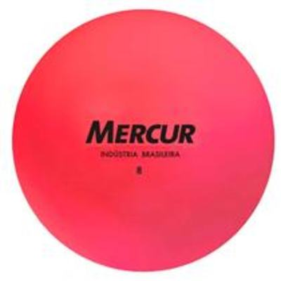 Imagem 1 do produto Bola de Borracha n8 Mercur - Vermelha