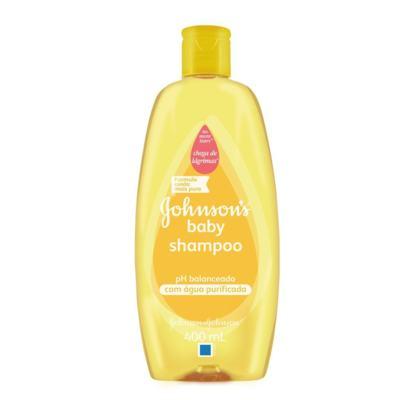 Imagem 5 do produto Shampoo Johnsons Baby - Regular | 400ml