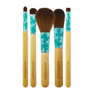 Imagem 1 do produto Lovely Looks Set Ecotools - Kit de Pincéis para Maquiagem - Kit