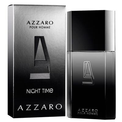 Imagem 2 do produto Azzaro Night Time Azzaro - Perfume Masculino - Eau de Toilette - 100ml