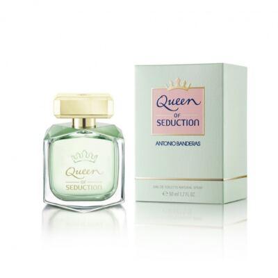 Queen Of Seduction de Antonio Banderas Eau de Toilette Feminino - 50 ml