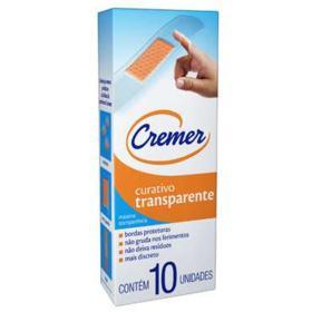 Curativo Transparente Cremer - 10 unidades