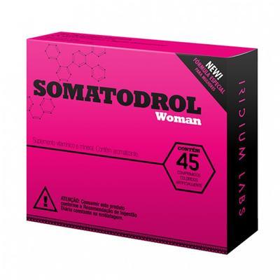 Imagem 1 do produto Somatodrol Woman 45 Comprimidos - Iridium Labs - 45 Comprimidos