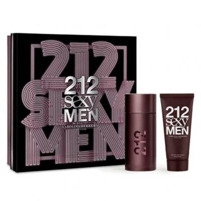 Imagem 2 do produto 212 Sexy Men Eau de Toilette Carolina Herrera - Kit Perfume Masculino + Loção Pós Barba - Kit
