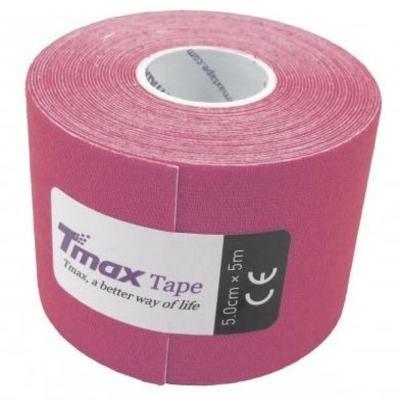 Imagem 1 do produto FITA DE KINESIO 5MX5CM ROSA TMAX