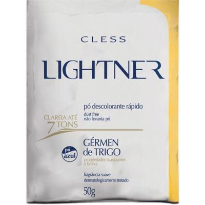 Pó Descolorante Cless Lightner - Gérmen de Trigo | 50g