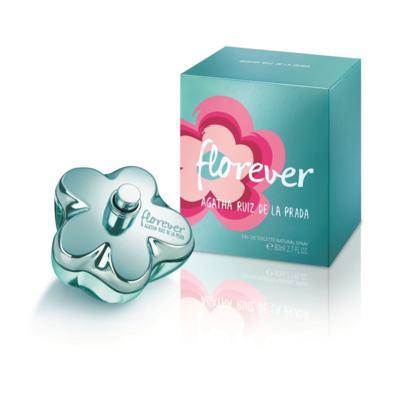 Imagem 5 do produto Florever Agatha Ruiz de la Prada - Perfume Feminino - Eau de Toilette - 80ml