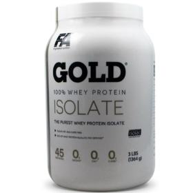 Gold Whey Protein Isolate 1364G - FA Nutrition - Gold Whey Protein Isolate 1364G - FA Nutrition - Chocolate