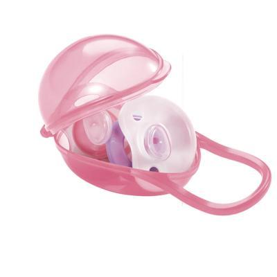 Imagem 3 do produto Porta Chupeta Rosa Multikids Baby - BB142 - BB142