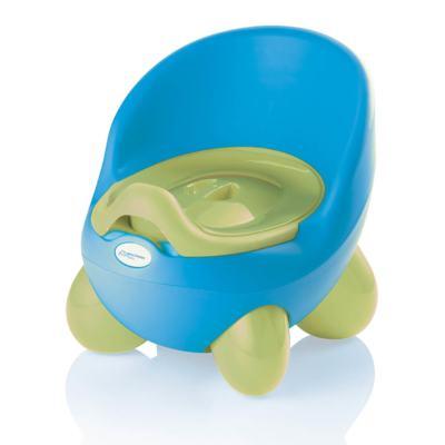 Troninho Infantil 2 Em 1 Learn Style Azul Multikids Baby - BB203 - BB203