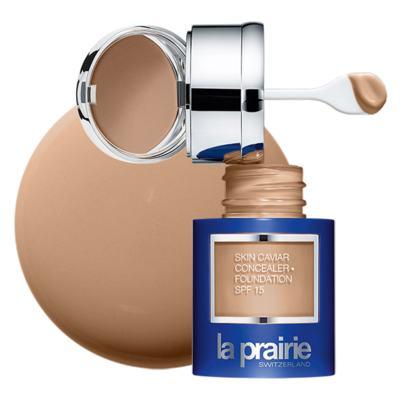 Imagem 6 do produto Skin Caviar Concealer + Foundation SPF 15 La Prairie - Base e Corretor - Honey Beige
