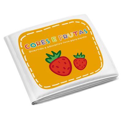 Imagem 1 do produto Livrinho De Banho Frutas Multikids Baby - BB205 - BB205